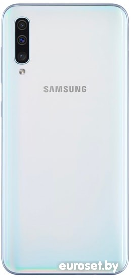 Смартфон Samsung Galaxy A50 4GB/128GB (белый) фото 2