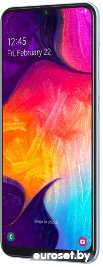 Смартфон Samsung Galaxy A50 4GB/128GB (белый) фото 4