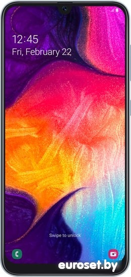 Смартфон Samsung Galaxy A50 4GB/128GB (белый) фото 1