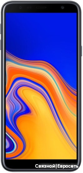Смартфон Samsung Galaxy J4+ 3GB/32GB (черный) фото 1