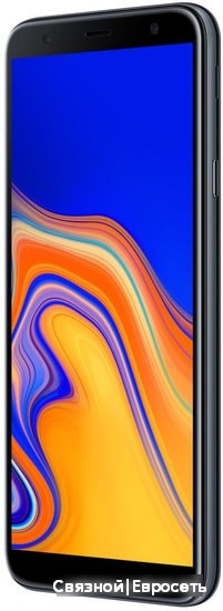 Смартфон Samsung Galaxy J4+ 3GB/32GB (черный) фото 3