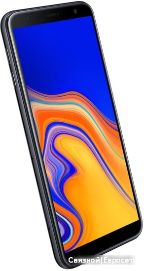Смартфон Samsung Galaxy J4+ 3GB/32GB (черный) фото 4