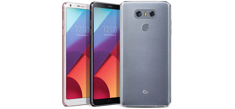 Производительность LG G6