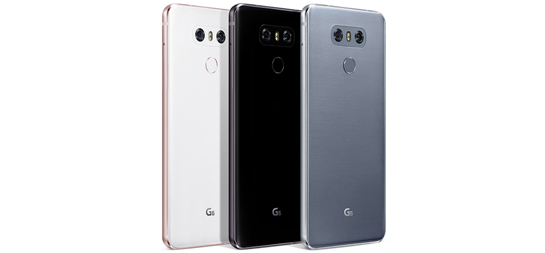 Камера LG G6