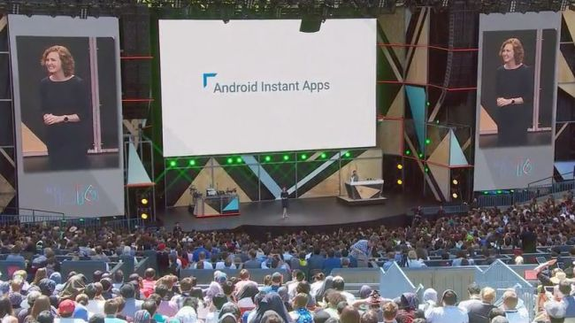Google IO 2016 Android Instant Apps