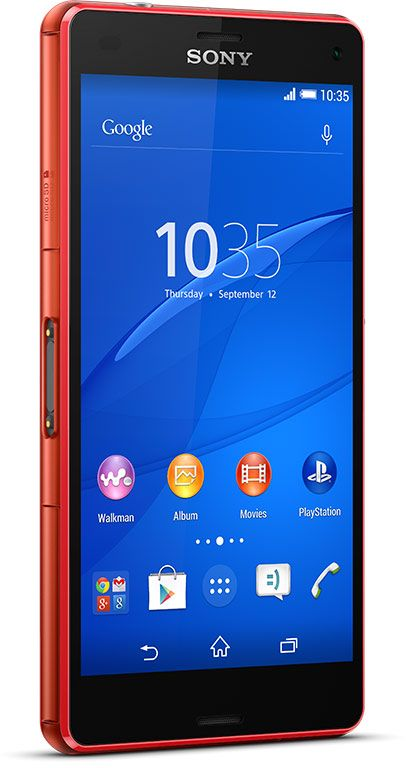 Sony-Xperia-Z3-Compact-red