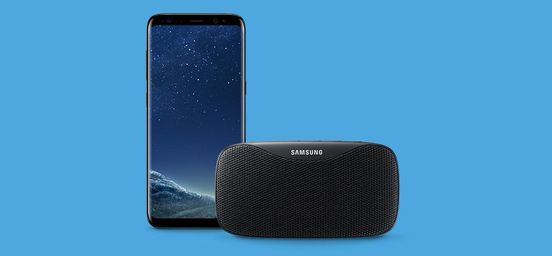 Samsung level box slim в подарок 434